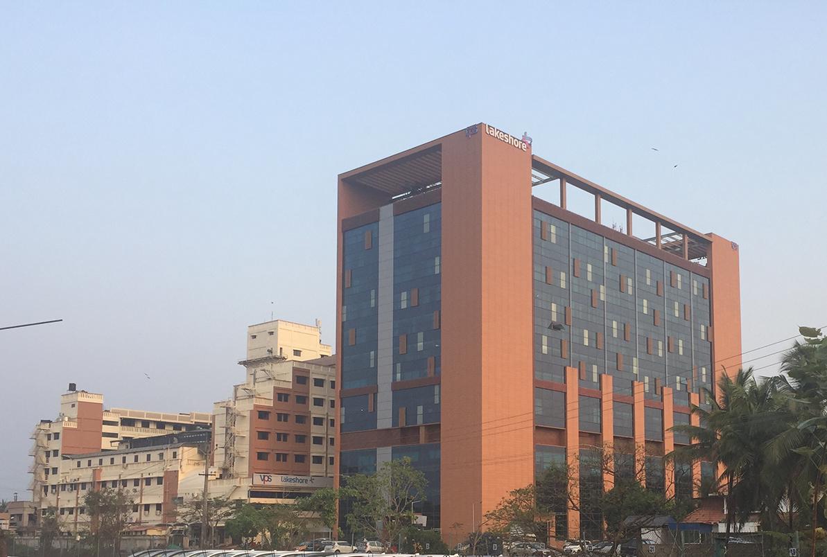 Lakeshore Hospital Kochi