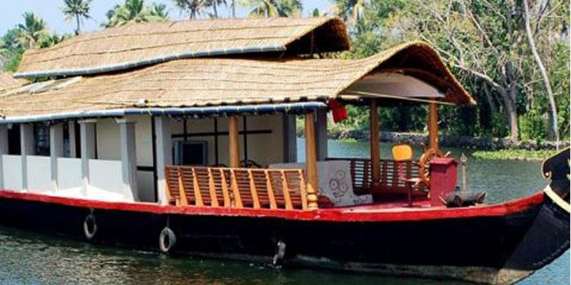 Skylark-Houseboat
