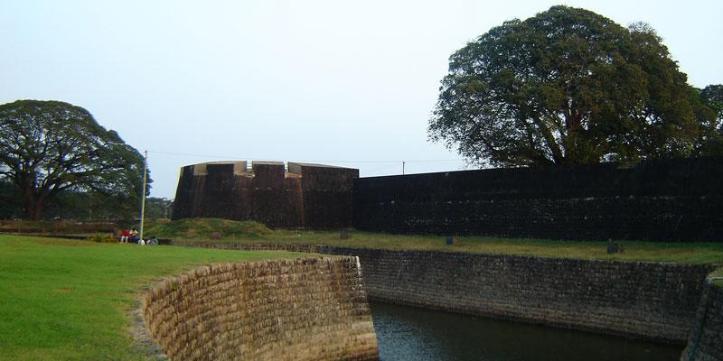 Tippus Fort Palakkad